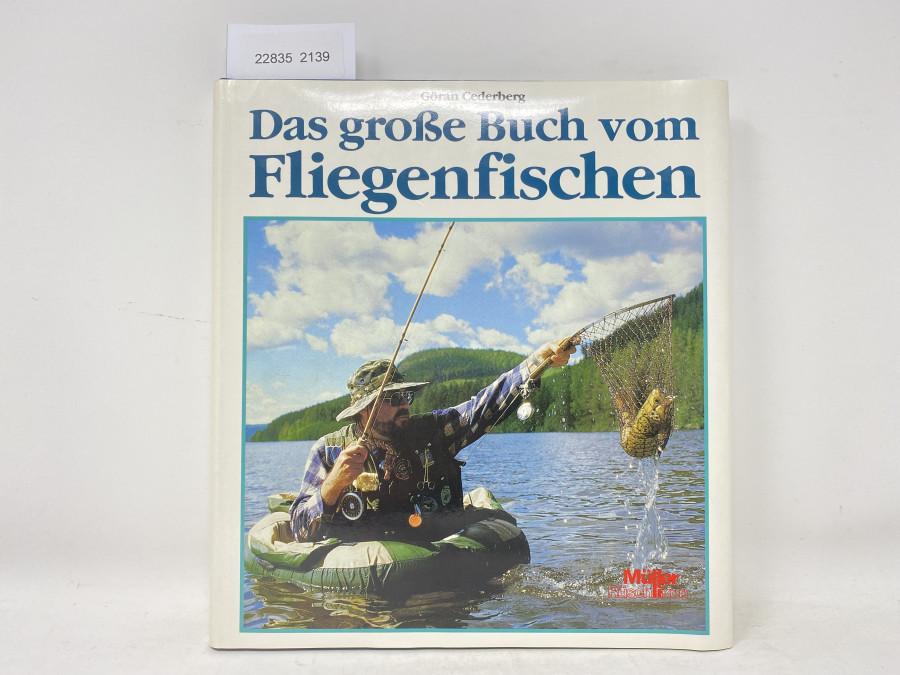 Das große Buch vom Fliegenfischen, Göran Cederberg, 1990