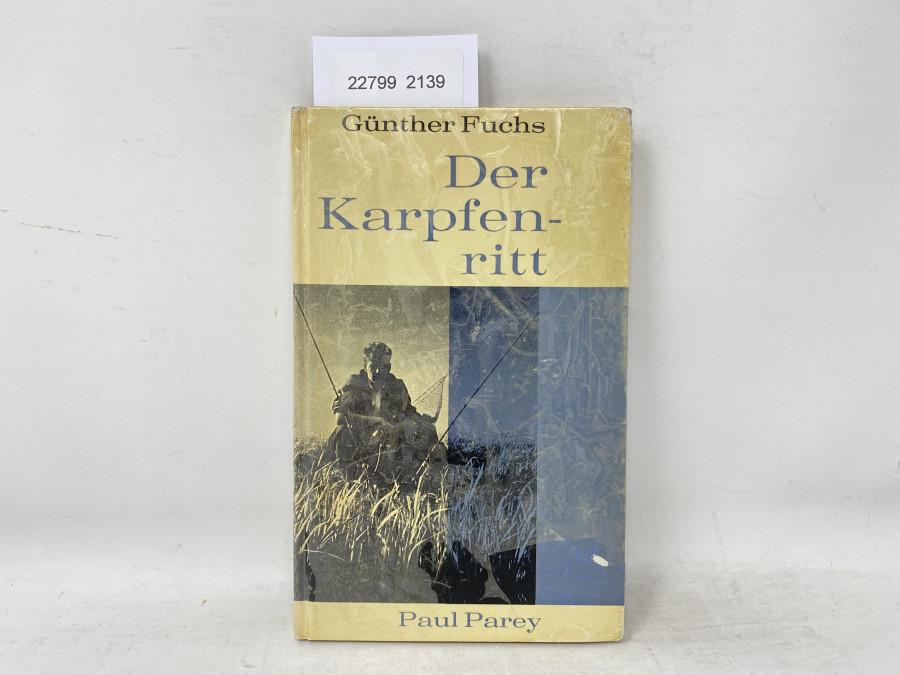 Der Karpfenritt, Günther Fuchs, 1971