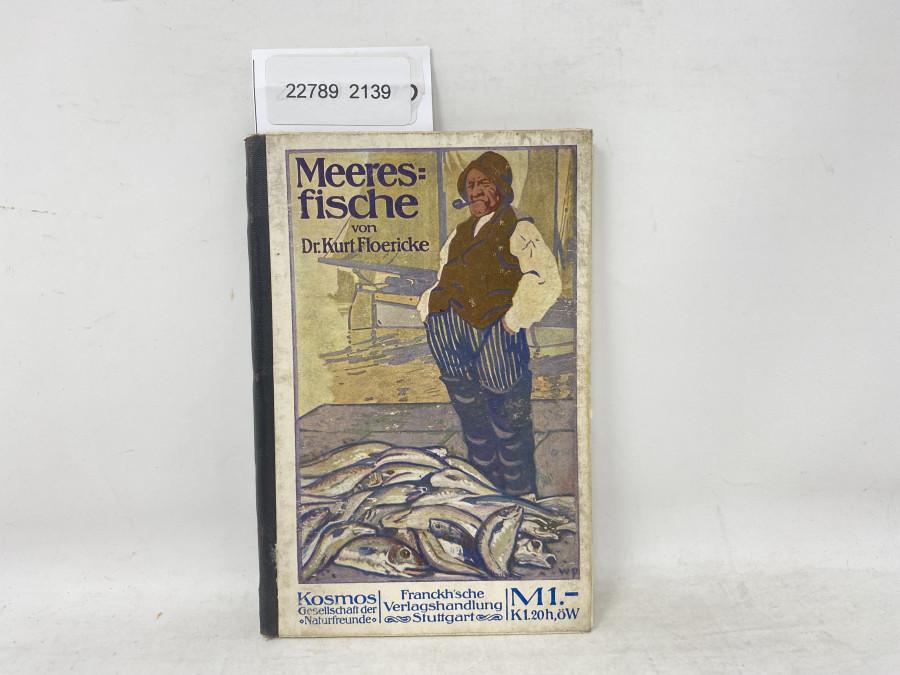 Meeres=fische, Dr. Kurt Floericke, 1914