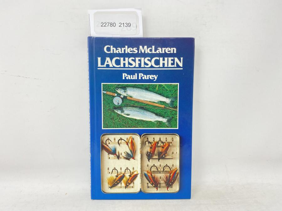 Lachsfischen, Charles McLaren, 1977