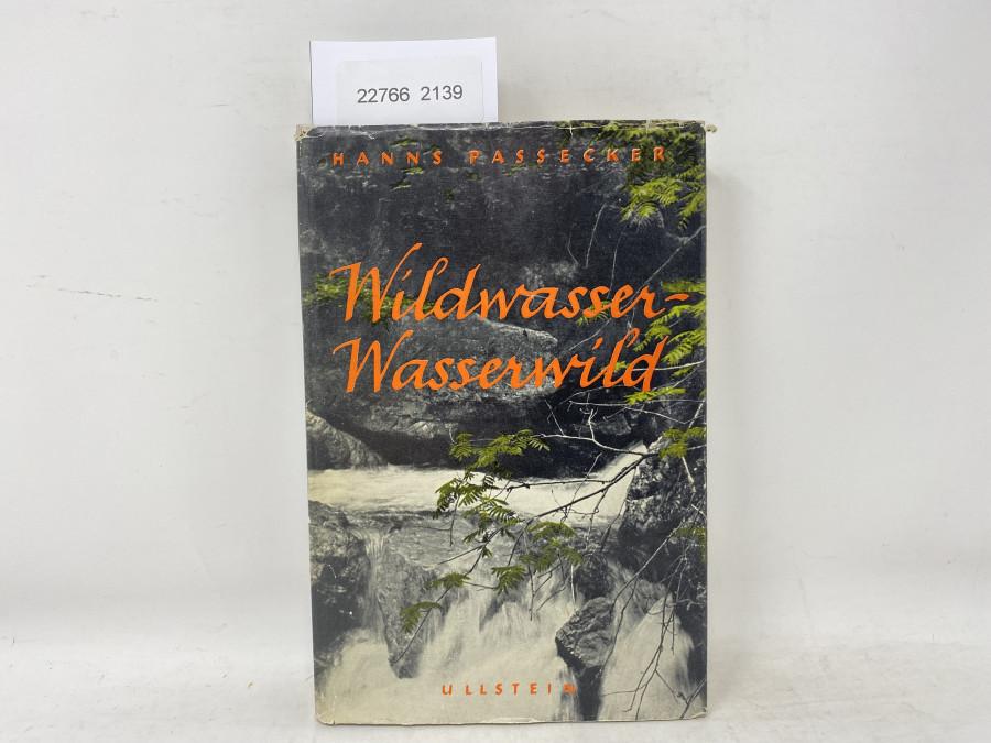 Wildwasser - Wasserwild, Hanns Passecker, 1952