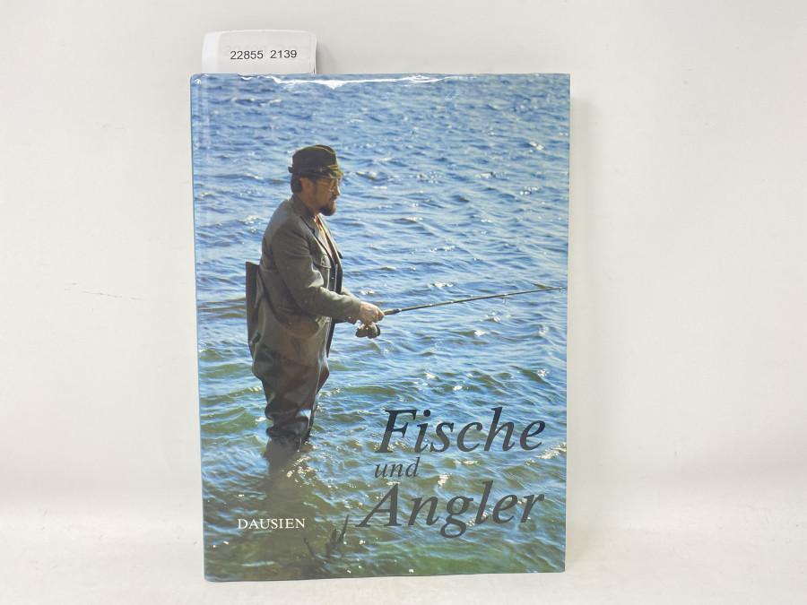 Fische und Angler, Dipl. Ing. Stanislav Lusk, 1988