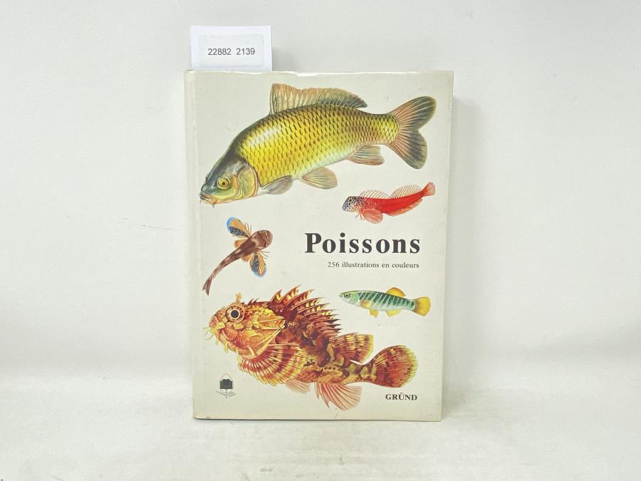 Poissions 256 illustrations en couleurs, Karel Pivnicka, Karel Cerny, 1987