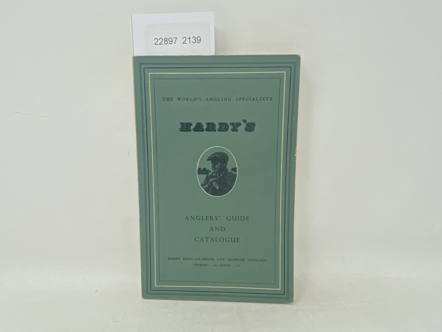 Katalog: Hardy´s Anglers´Guide and Catalogue, 61 th Edition