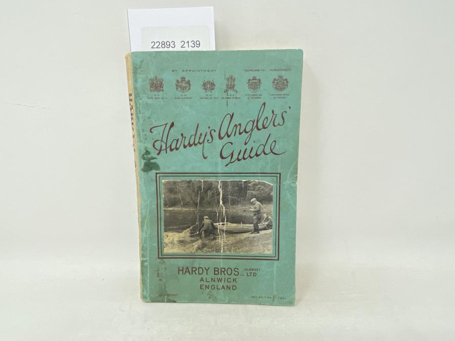 Katalog: Hardy´s Anglers´Guide, 58th. Edition, 1951