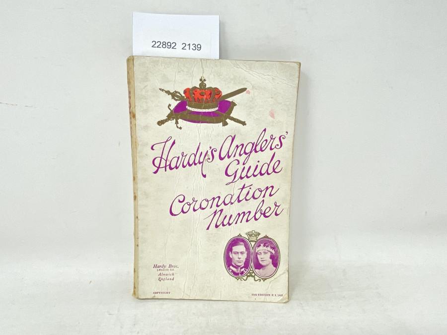 Katalog: Hardy´s Anglers Guide Coronation Number, 55th Edition, 1937