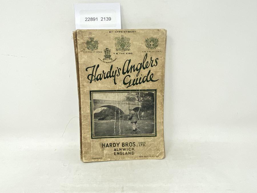 Katalog: Hardy´Angler Guide, 53rd Edition, 1931