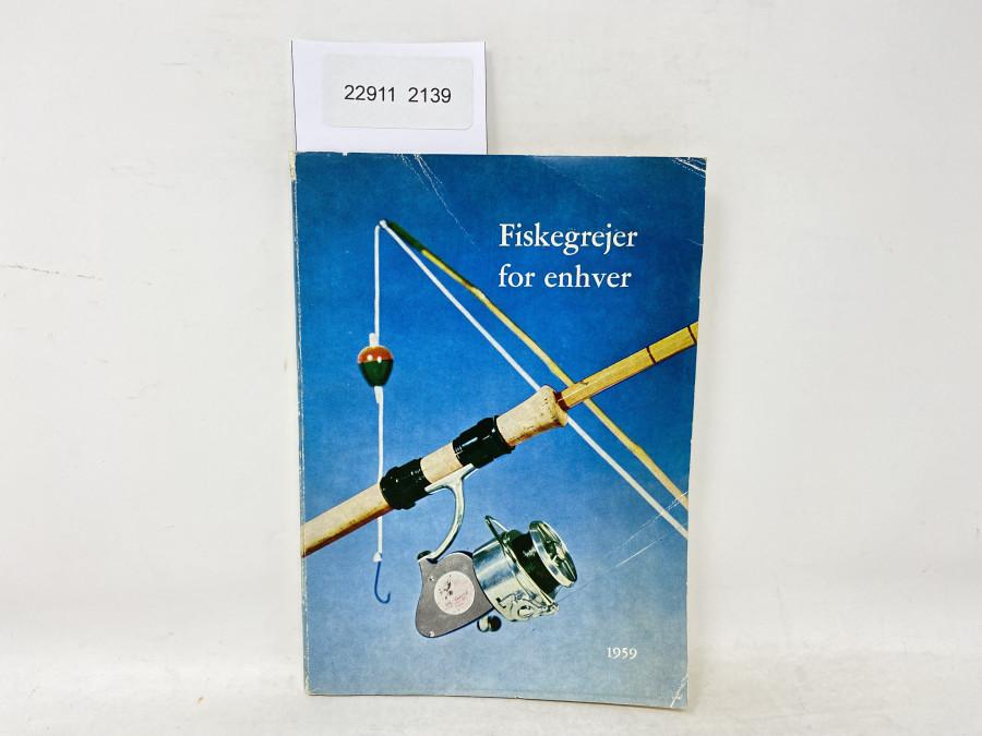 Katalog: Fiskegrejer for enhver, 1959