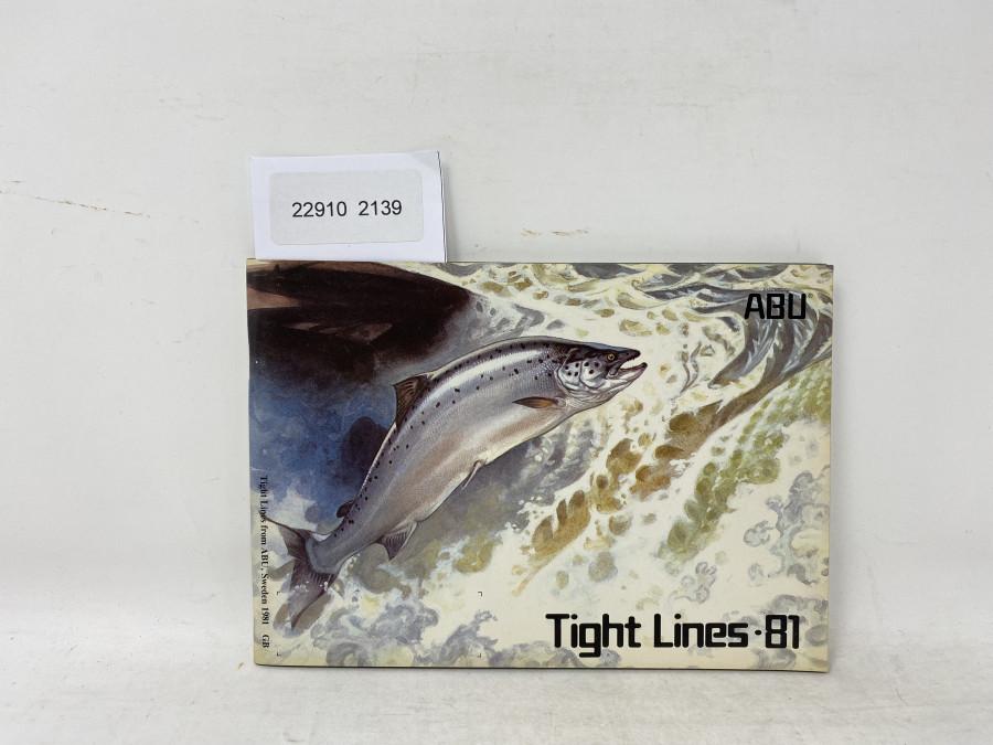 Katalog: Tight Lines 81, ABU