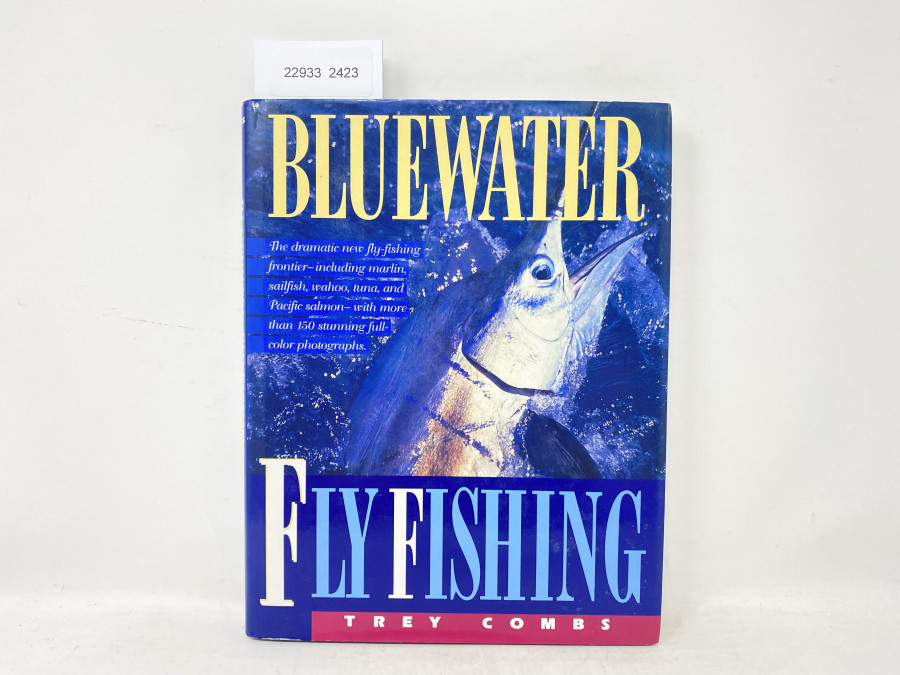 Bluewater Fly Fishing, Trey Combs, 1995