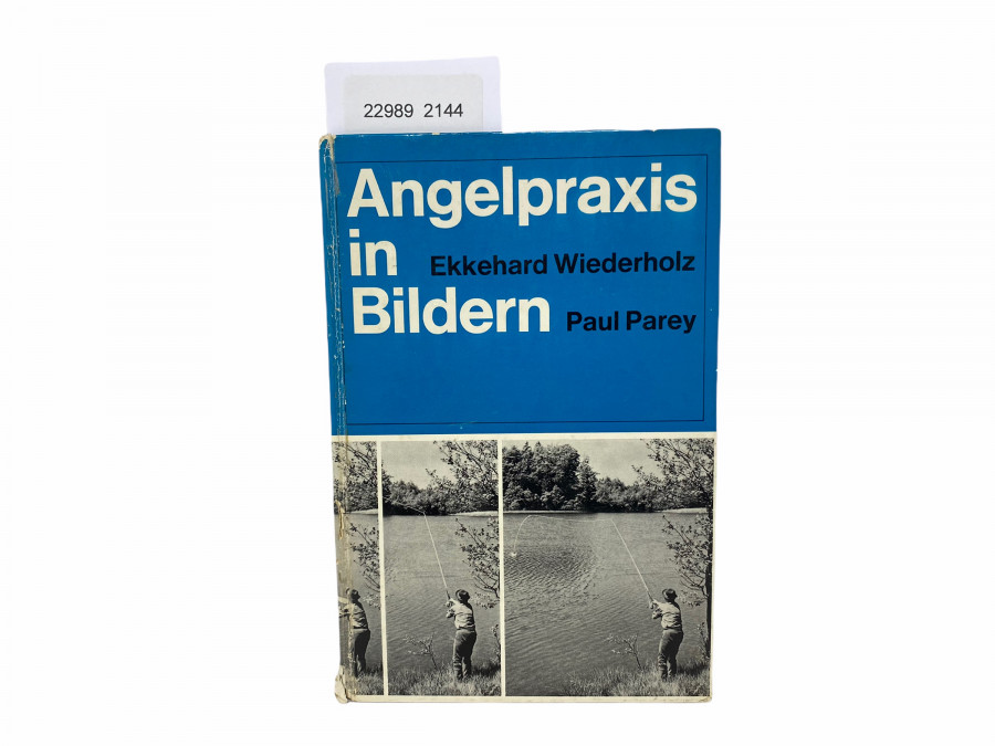 Angelpraxis in Bildern, Ekkehard Wiederholz, 1968