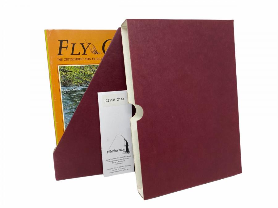 Zeitschrift Fly Only, Heft 1/1986, 2/1986, 2/1986, 5/1986, 1/1987, 2/1987, 3/1987, 1/1988, 2/1988, im Schuber