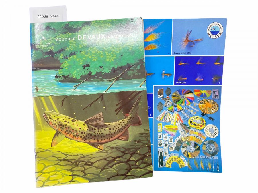 Katalog: Mouches Devaux Champagnole, 1988